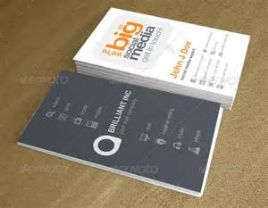 social media business card social media business card business crads