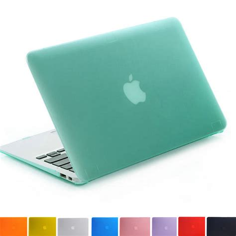Hardcase Macbook Pro clear matte rubberized cover for macbook pro 13 3 15 4 pro retina 12 13 15