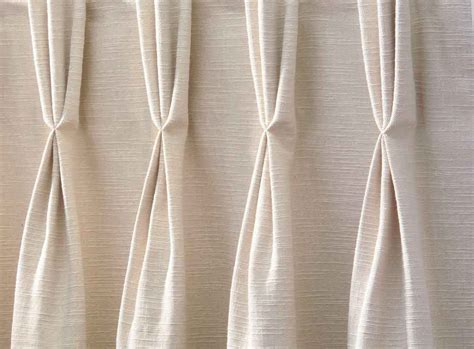 what is a pinch pleat curtain curtain heading types best quality price eiffel