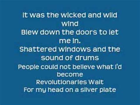 coldplay rule the world lyrics coldplay viva la vida lyrics youtube