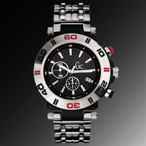 Guess Collection Gc Chrono Silver guess collection watches guess collection watches