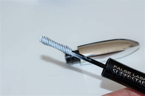 Mascara Loreal Superstar l oreal superstar mascara review before after
