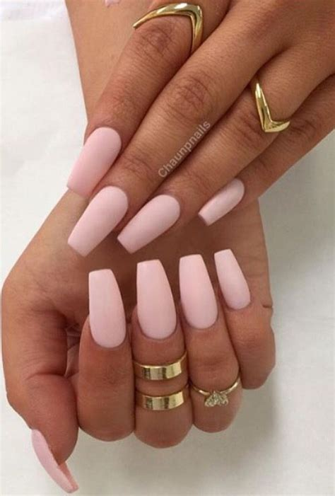 best 25 light pink nails ideas on light nails