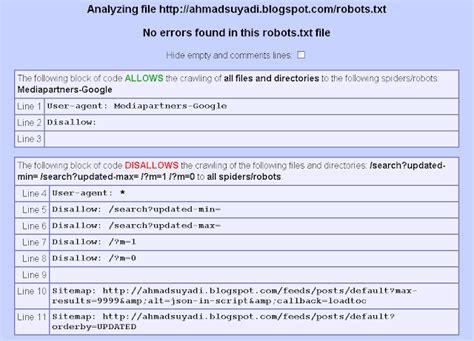 cara membuat kuesioner valid cara membuat robots txt valid yobertparai blog