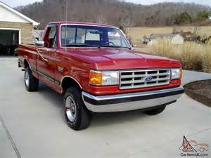 1987 Ford F150 Xlt Lariat 1987 Ford F 150 Xlt Lariat 4x4 1 Owner 79k Actual