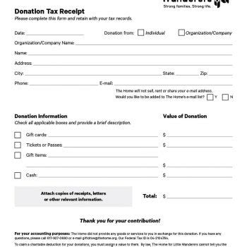food donation receipt template 40 donation receipt templates letters goodwill non profit