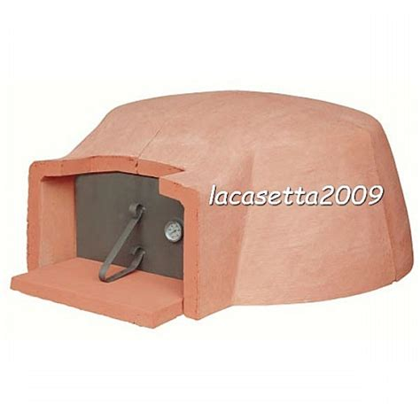 mini interno it forno a legna refrattario da 3 a 4 pizze mini diametro