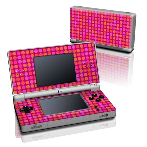 Nintendo Ds Lite Pink by Pink Dots Nintendo Ds Lite Skin Istyles