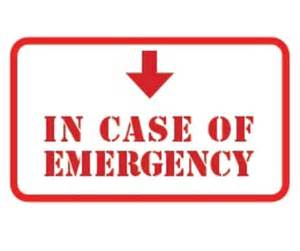 in case of emergency open file lessons from the end of