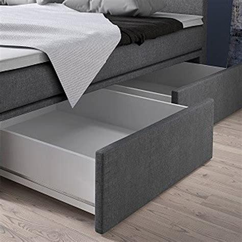 matratzen härtegrad 1 boxspringbett 180x200 mit bettkasten grau stoff hotelbett