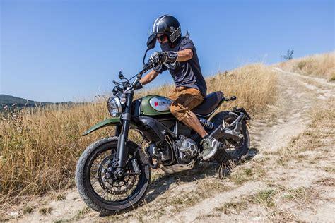 Motorrad Enduro Classic by Ducati Scrambler Offroad Test Classic Enduro