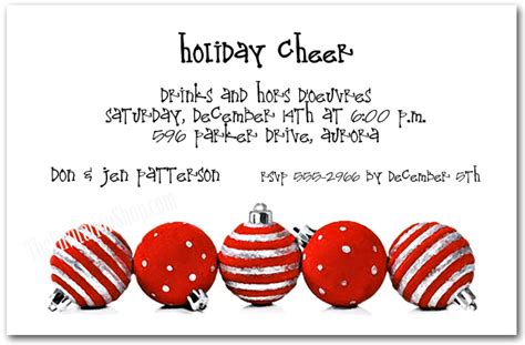 christmas party e invitations template marvelous christmas party e