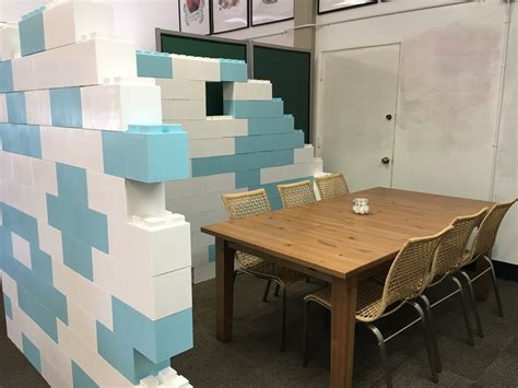lego room dividers modular walls modular room dividers everblock modular