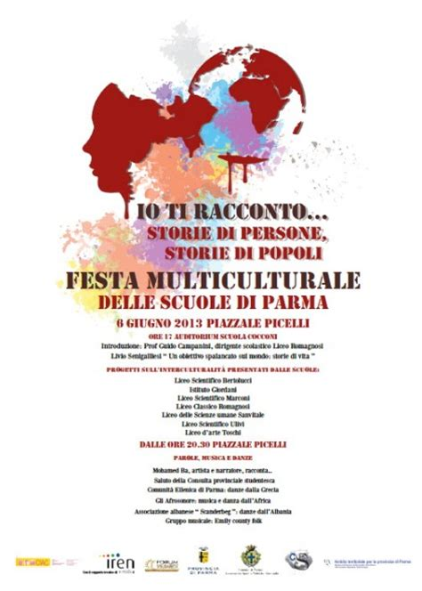 ufficio scolastico regionale parma foto la festa multiculturale delle scuole 1 di 4 parma