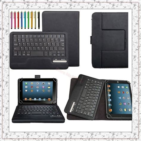 Tablet Acer Plus Keyboard universal 7 8 inch tablet pc removable bluetooth keyboard