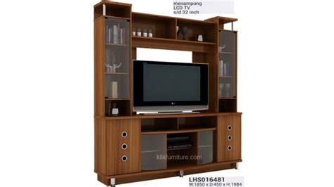 Lemari Tv Olympic Furniture lemari hias tv olympic lhs 016481 sale promo