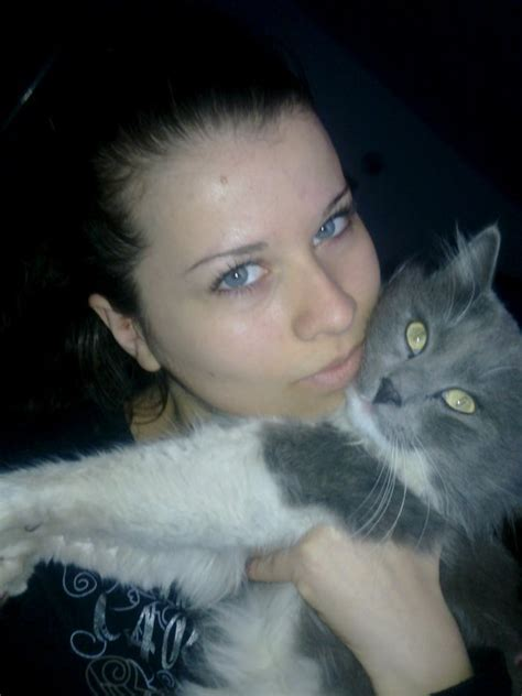 me and my cat me and my cat by lihnida on
