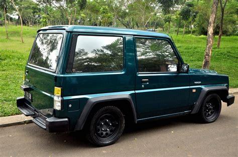 daihatsu feroza modifikasi dijual daihatsu feroza 1995 dijual daihatsu feroza 1995