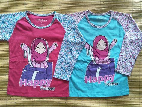 Kaos Anak Paw Patrol Pawp 02 kaos anak muslim zahra happy forever grosir baju anak