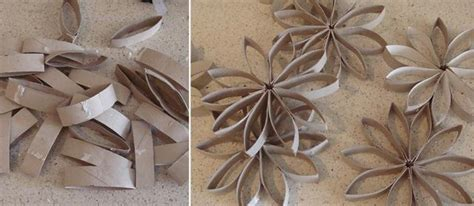 imagenes de flores con tubos de papel bao 191 qu 233 hacer con los rollos del papel higi 233 nico parte iii