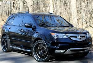 Acura Mdx Aftermarket Pics Of 2nd Generation Mdx With Aftermarket Rims Page 11