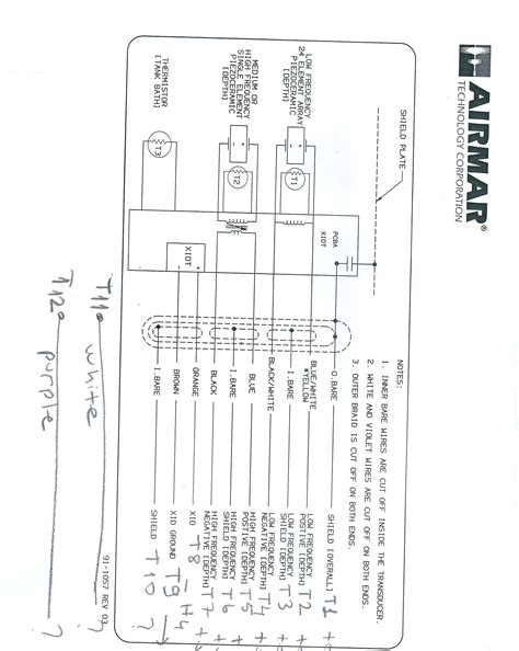 lowrance elite 7 wiring diagram wiring diagram with