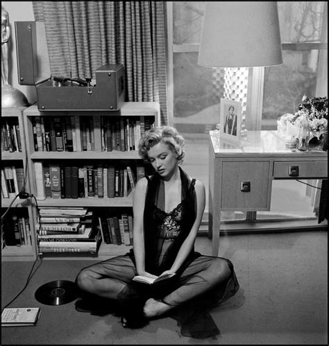 Phillipe New She Is 18 by Marilyn In Magazine 1952 By Philippe Halsman