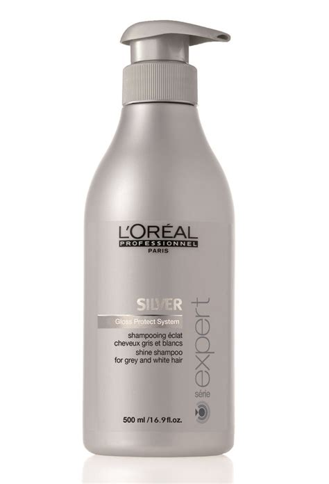 products for taming gray hair l or 233 al professionnel paris s 233 rie expert silver shine