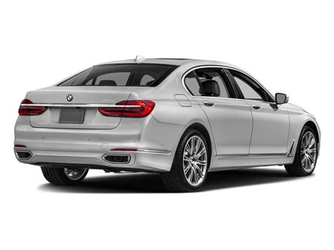 Bmw 1 Series Base Price by New 2018 Bmw 7 Series 740i Sedan Msrp Prices Nadaguides