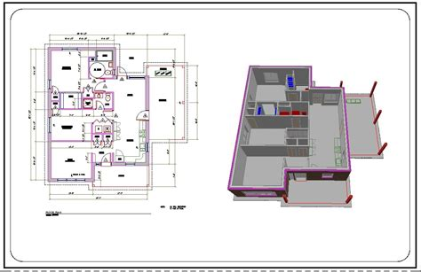 Floor Plan Cad | convert hand drawn floor plans to cad pdf architectural