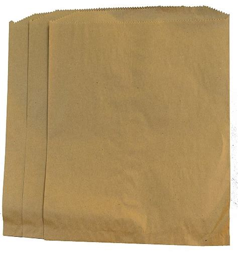 How To Make A Big Paper Bag - large kraft paper merchandise bag 12 x 15