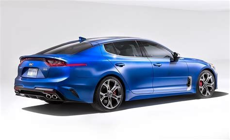 Car And Driver Kia Stinger by The 2018 Kia Stinger Is A Car Worth Waiting For Feature