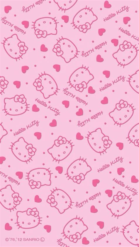 hello kitty iphone wallpaper pinterest hello kitty wallpaper hello kitty wallpaper pinterest