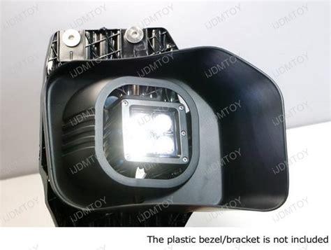 ford f 250 led fog lights ford f250 f350 f450 40w cree high power led bumper light kit