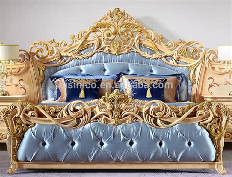 gold leaf bedroom furniture luxury italian style gold leaf bedroom furniture baroque