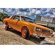 1211 Lrmp 04 O 1985 Chevrolet Caprice Classic Passenger Side Front