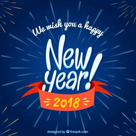 happy  year background vector