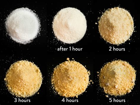 how to caramelize sugar without melting it boing boing