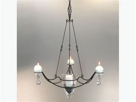 Glass Tear Drop Chandelier Candle Holder Votive Victoria Votive Candle Chandelier
