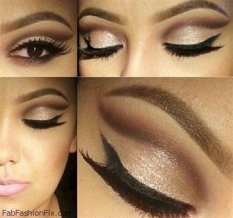 natural color makeup tutorial golden smokey eye makeup tutorial by lisa eldridge fab