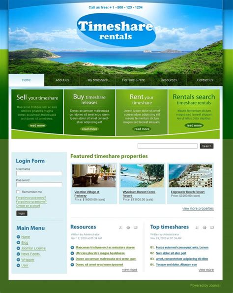 joomla travel templates free 10 best joomla templates for travel company designmaz