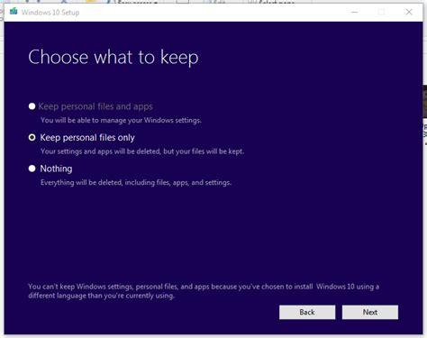 install windows 10 compatibility report error saat upgrade windows 10 windows portal indonesia
