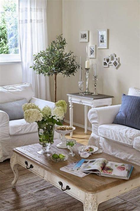 shabby living room 37 enchanted shabby chic living room designs digsdigs