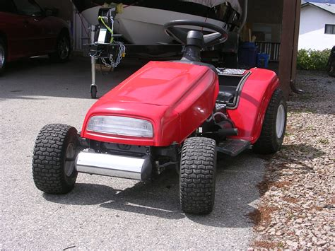 racing ride on lawn mower princess auto