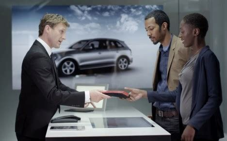 audi digital showroom audi digital showroom opens in