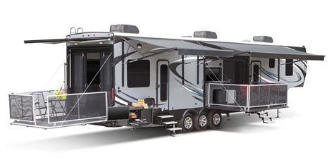 Small Camp Floor Plans by 2017 Seismic Toy Hauler Jayco Inc