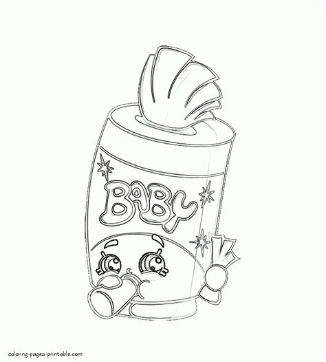 coloring pages of limited edition shopkins shopkins coloring pages limited edition baby swipes