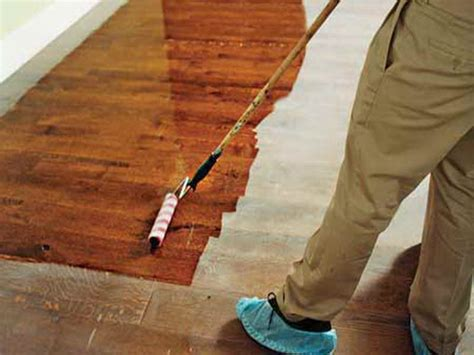 flooring refinishing old wood floors how to stain