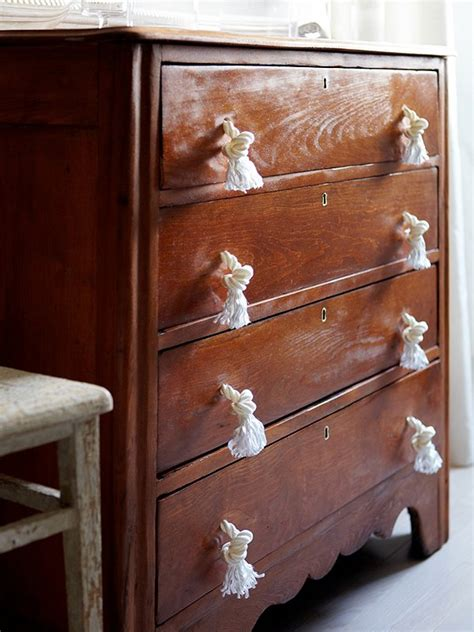 a stylish solution rope drawer pulls one
