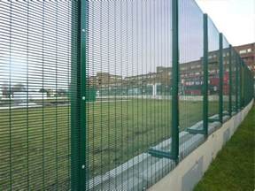 multifence temporary high security fencing zaun middle east